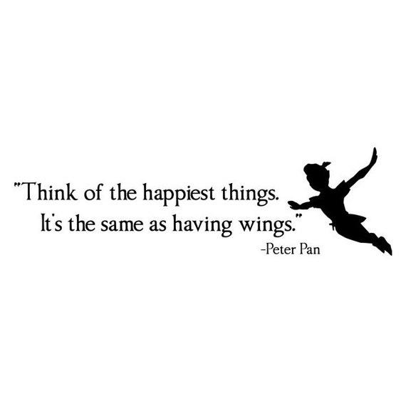 Zitate Peter Pan Deutsch