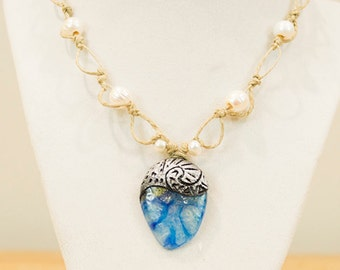 Freshwater pearl Moana Necklace (Deluxe Version)
