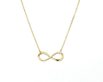 Leah Infinity Necklace
