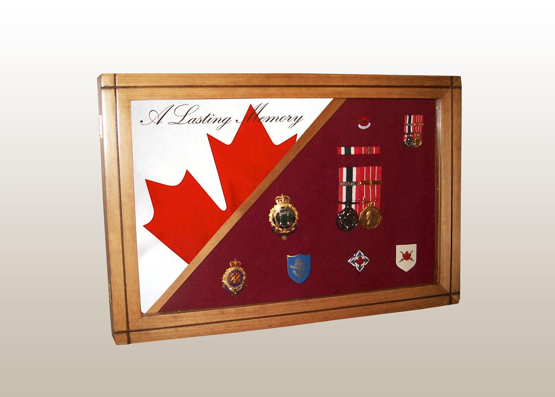 Military Shadow Box The Lasting Memory