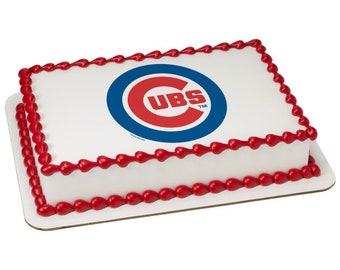 Cheetah /& Cubs Birthday ~ Frosting Sheet Cake Topper ~ Edible D21354