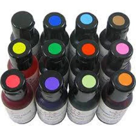 Amerimist Premium Air Brush Colors. .65 oz.