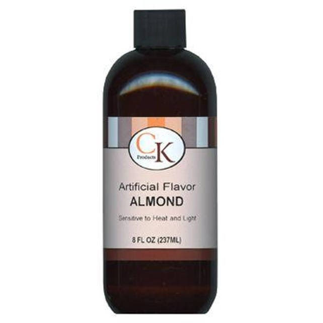 CK Almond Flavor - Artificial/8oz.