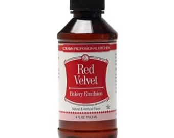 LorAnn Bakery Emulsion / Red Velvet 4 fl. oz.