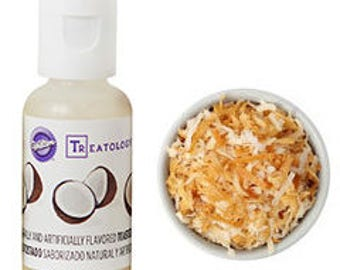 Treatology Flavor Concentrate/ Toasted Coconut/ 0.64 oz.