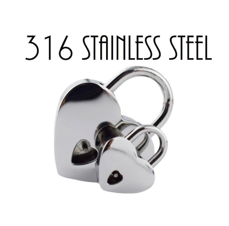 316l stainless steel usage
