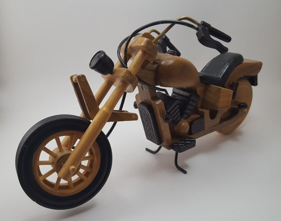 Chopper Motorbike Dangle Charm Jewellery Making X2 **UK SELLER**