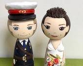 Royal Marine wedding - personalised gift