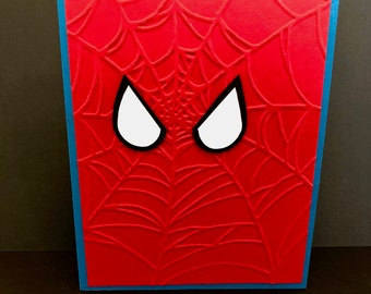 Spider Man All-Occasion Card