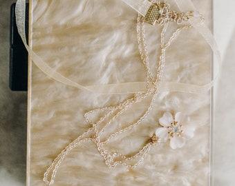 Blush choker, crystal necklace, bridal necklace, rose gold choker, floral choker, vintage choker, rhinestone choker, bridal rose choker