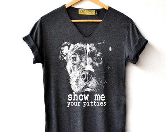 110b35568955 Pitbull shirt | Etsy