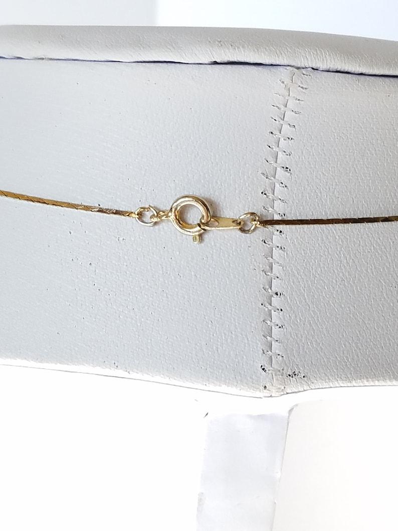 Minimalist Jewelry Dainty Gold Necklace