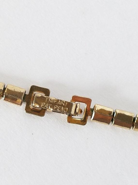 Vintage Trifari Necklace, Trifari - image 8