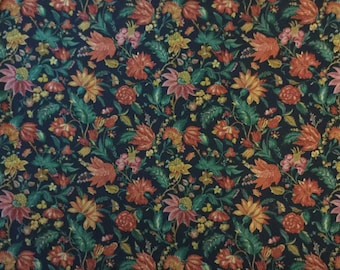 Laura Ashley Vintage floral print never used 5m fabric length.
