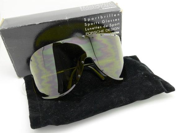 Vintage Carrera Porsche Design 5620 90 lunettes de soleil   Etsy 9ce6fabe443e