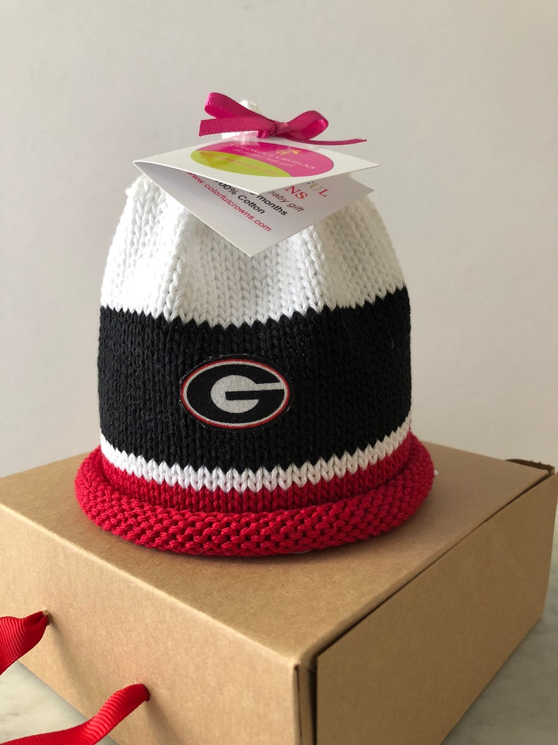 Colorful Crowns Loves the Georgia Bulldogs image 0