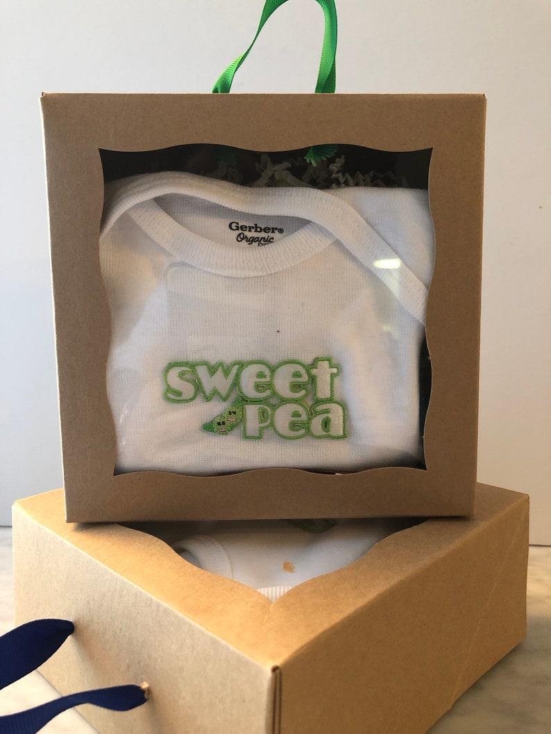 Sweet Pea Onesie image 0