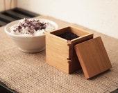Spice Container. Salt Cellar. Sugar Bowl.