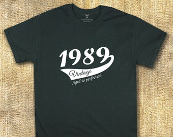 36th Birthday Made In Year 1983 All Original Parts Tshirt Dad Son Brother Sister