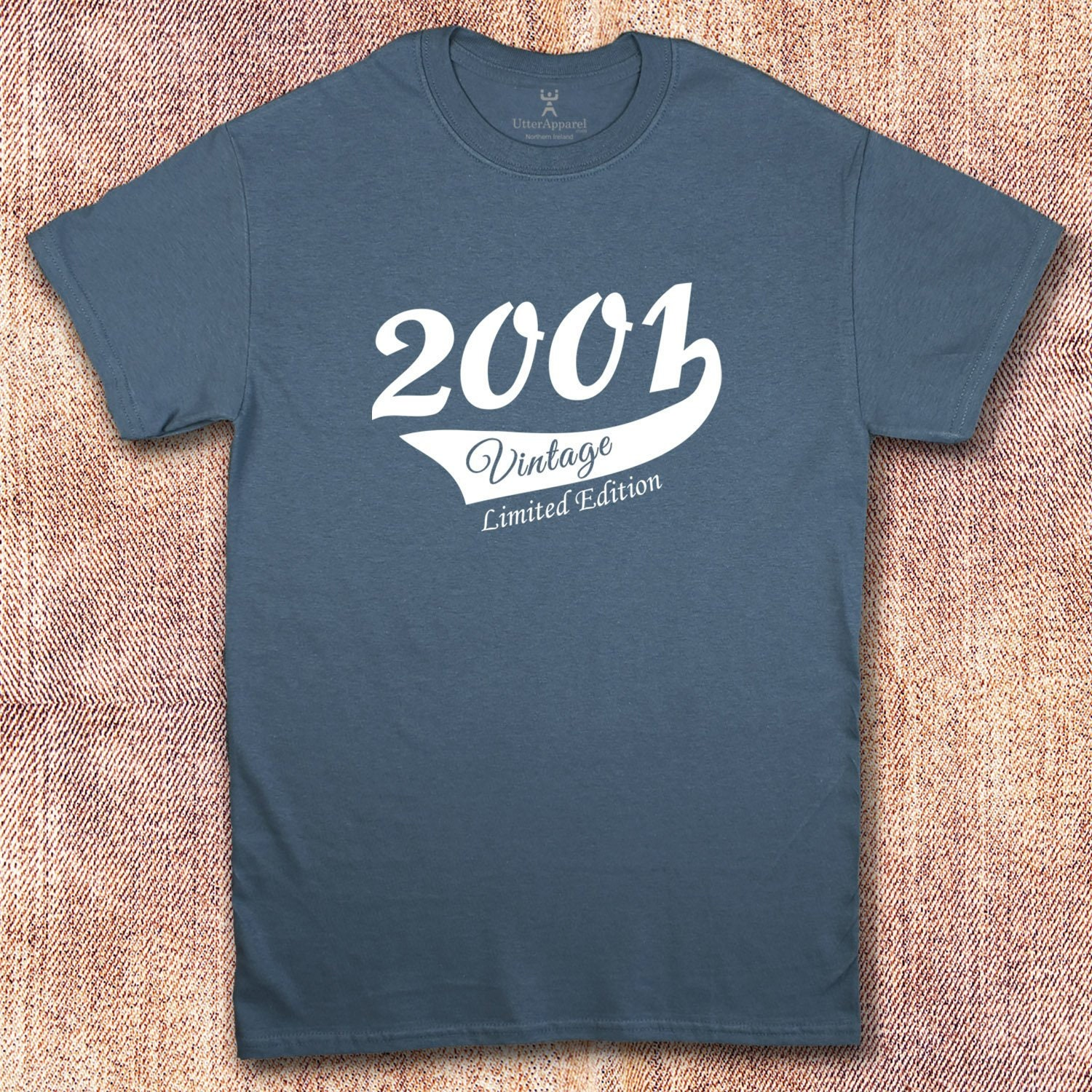 2001 Vintage Limited Edition 18th Birthday Gift For Him Great