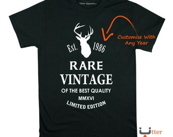 Birthday Gift For Man - Rare Vintage  Of The Best Quality Limited Edition t-shirt