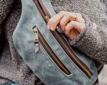 The Jersey Bag, hip bag, waist bag, fanny pack, sling bag