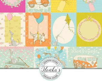 Happy Days Are Here Again Journal Cards