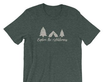 Explore the Wilderness (National Parks) T-Shirt