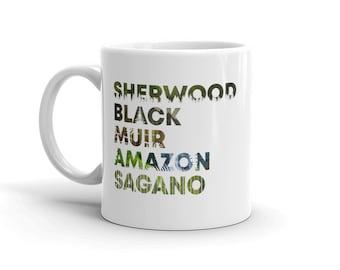 Famous Forests Mug