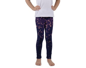 Midnight Sky Kid's Leggings