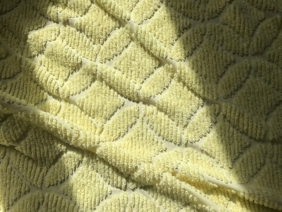 Chenille Bedspread Fabulous Condition On Sale Etsy
