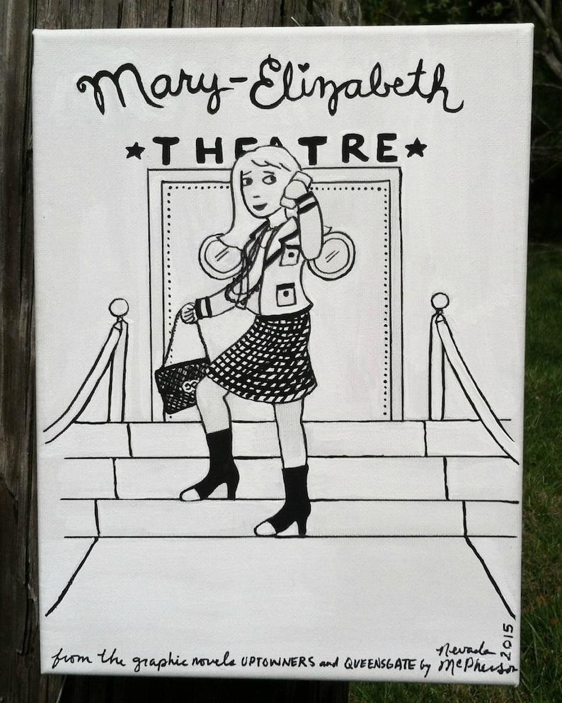 Mary-Elizabeth Painting