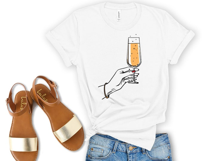 Pop the Champagne Party Shirt