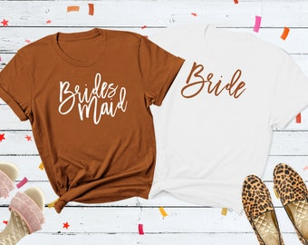 Bridesmaid Shirts, Bridesmaid Proposal, Bachelorette Shirts, Bridesmaid Gift, Maid of Honor Shirt, Bachelorette Party Shirt, Bridal Party