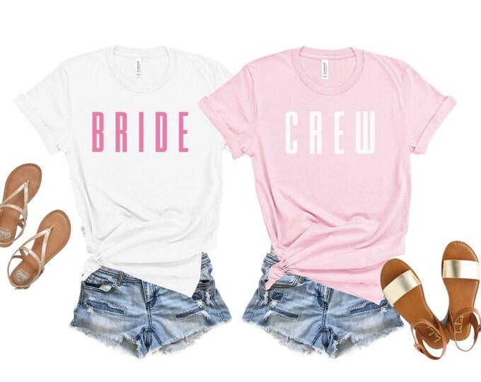 Bride & Bride Crew