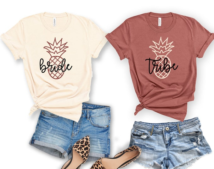 Bride Tribe Shirts