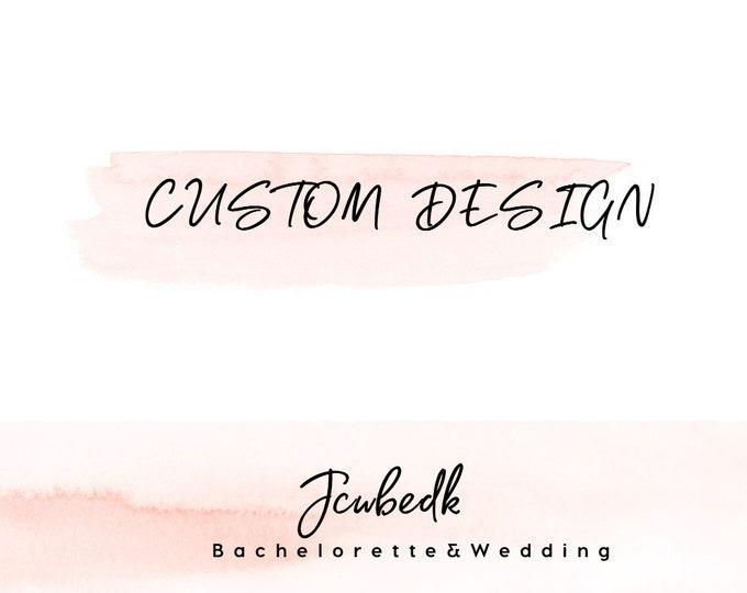 Custom Order Design