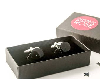 Aries constellation cufflinks, April birthday gift, March, gift for husband, first anniversary gift, zodiac cufflinks, Aries star sign,