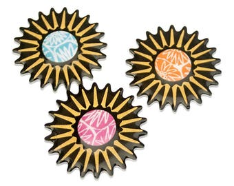 Brooches, Pins & Clips