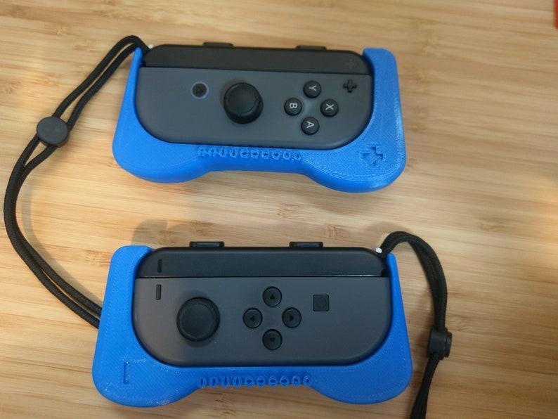 5a2d331c1264e6 Nintendo Switch Joy Con Grips VIdeo Games Retro Mario