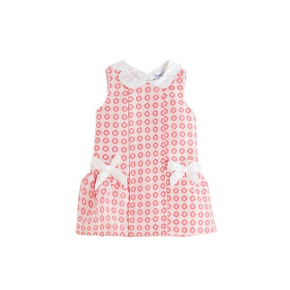 617b6cca93b Baby girl pink dress baby girl romper baby girl summer