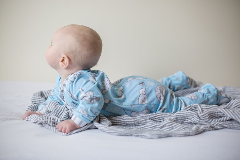 Crawler Snap Up Pajamas CUSTOM Baby Bodysuit Baby Pajamas Footie Pajamas Floral Baby Sleeper Infant Sleeper Coming Home Outfit