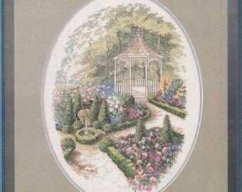 Oehlenschlager Collection Cross Stitch Pattern. Peacefull Garden. 67538.