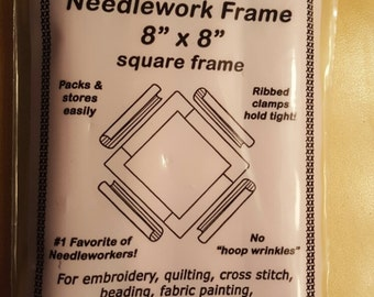 Q Snap 8x8  Needlework Frame SF8