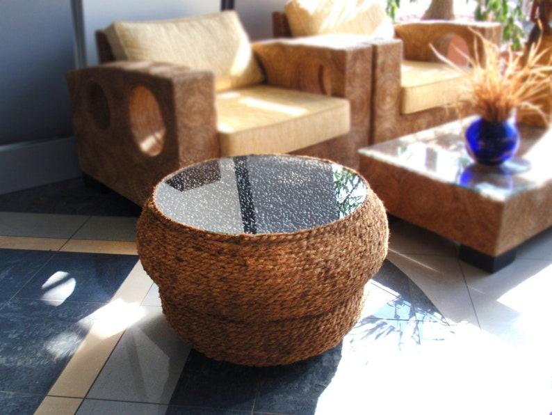 Tavolino arredamento giardino piccolo tavolo decorazione etsy