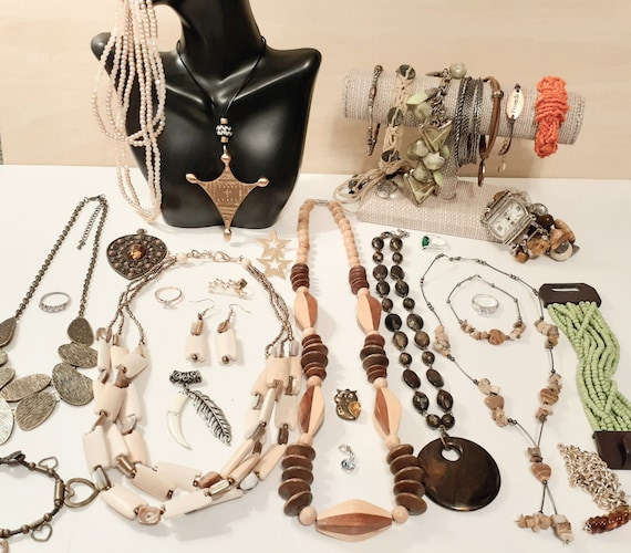 Jewelry lot vintage jewelry lot of jewelry mixed j