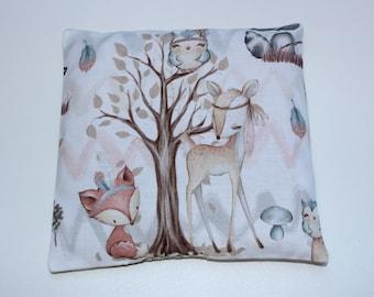Cherry core pillow heat pillow Forest friends