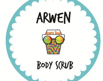 Arwen Body Scrub