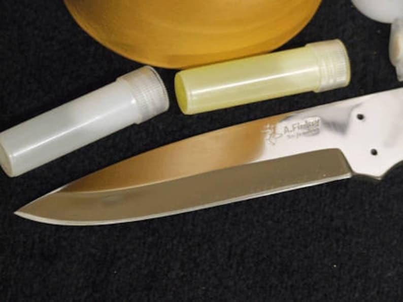 Bushcraft knife making kit 1, camping, hunting,
