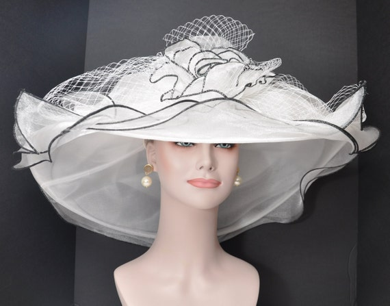 2c64b383658 New Kentucky Derby Church Wedding Tea Party with Big Bow